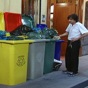 1x03 - Érase el reciclaje